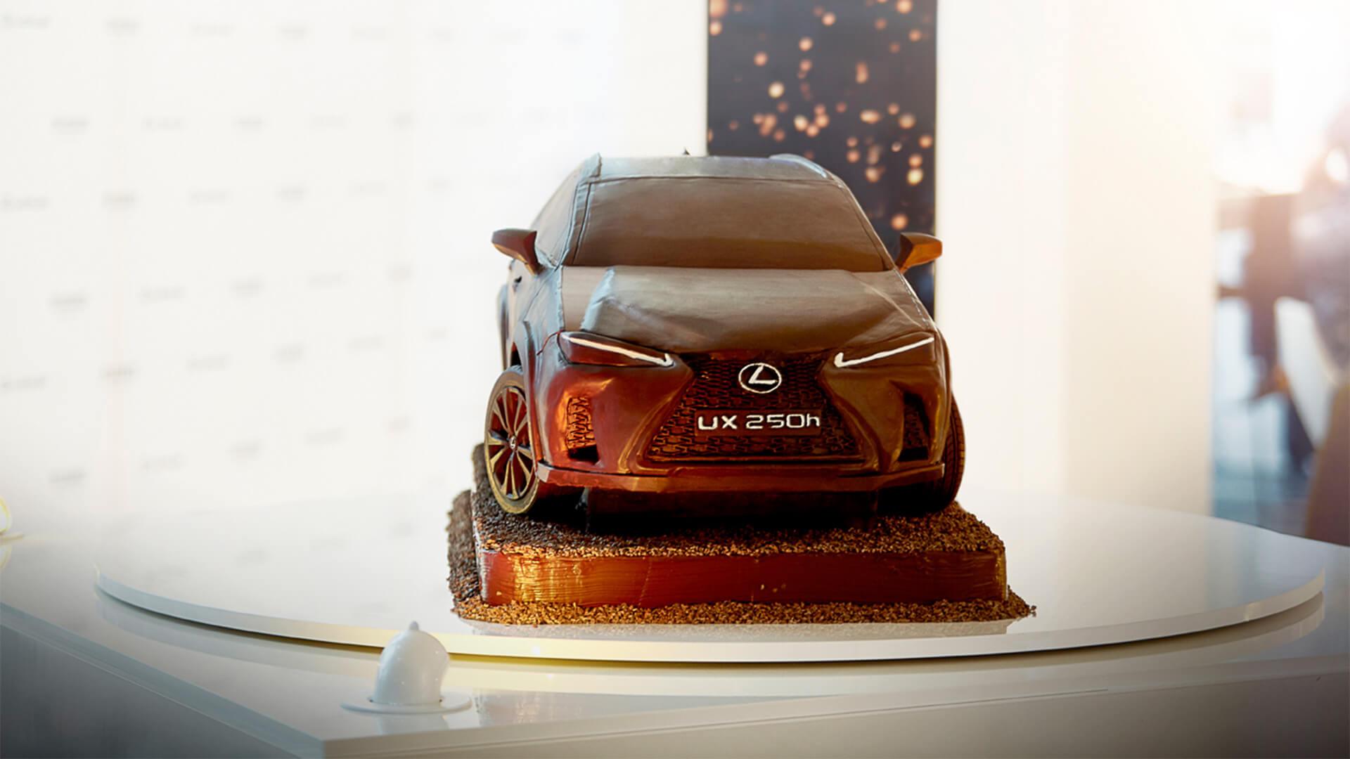 2019 lexus lounge UX Chocolate Car 1920x1080 10