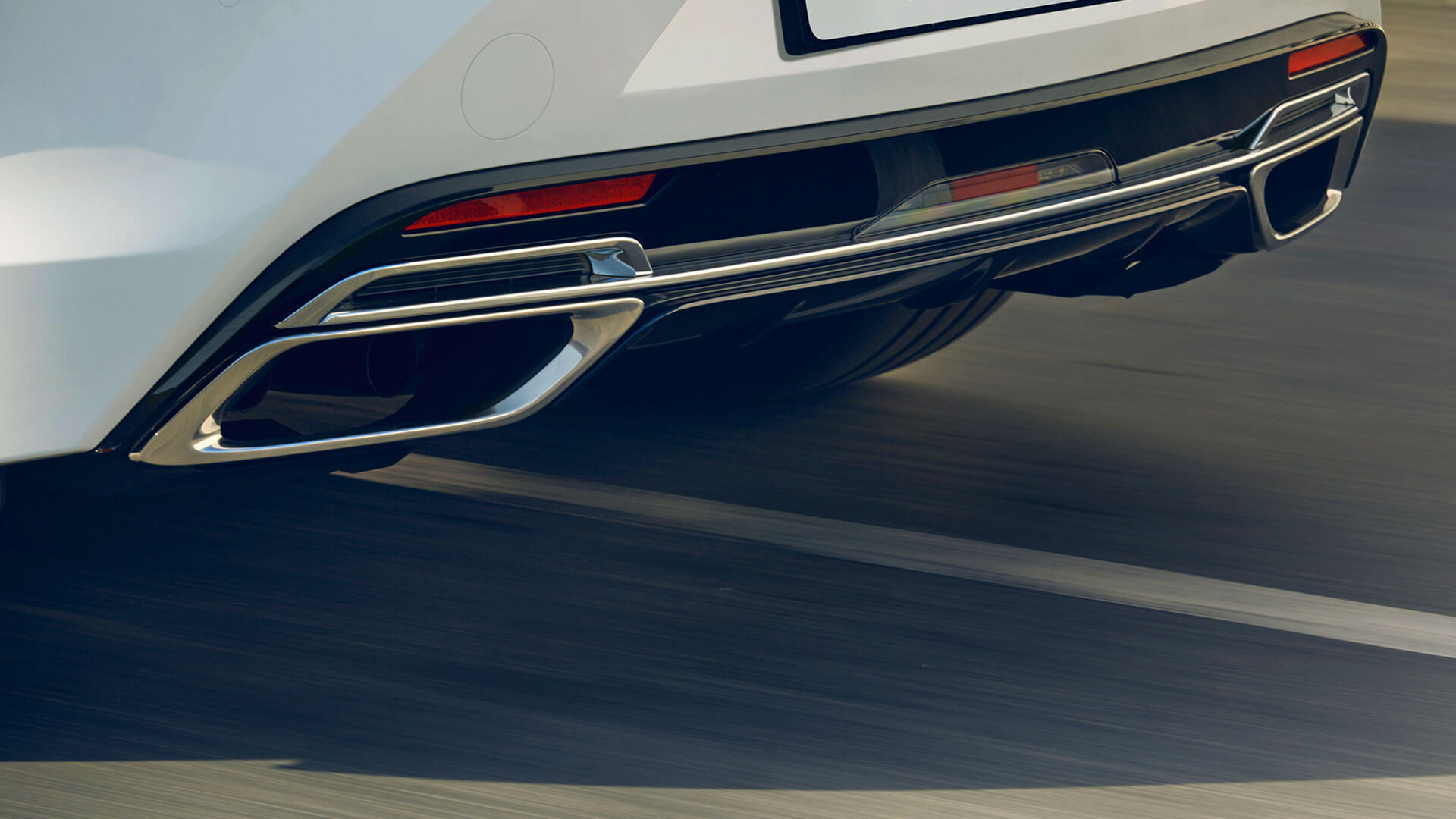 2017 lexus lc features exhaust system