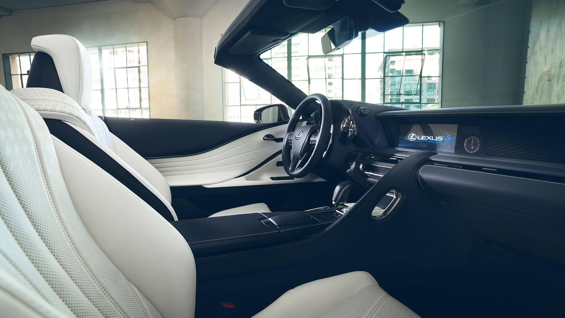 2019 lexus lc convertible gallery 03