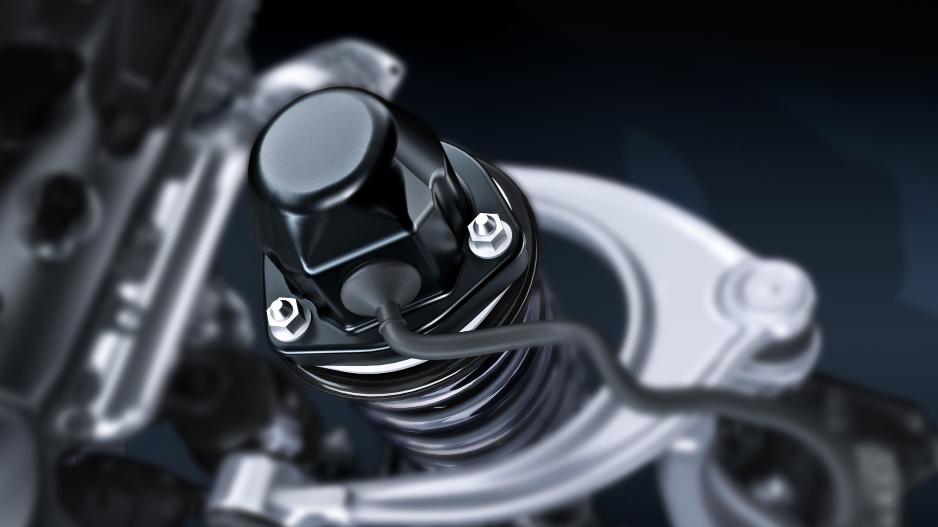 2017 lexus gs f features adaptive variable suspension