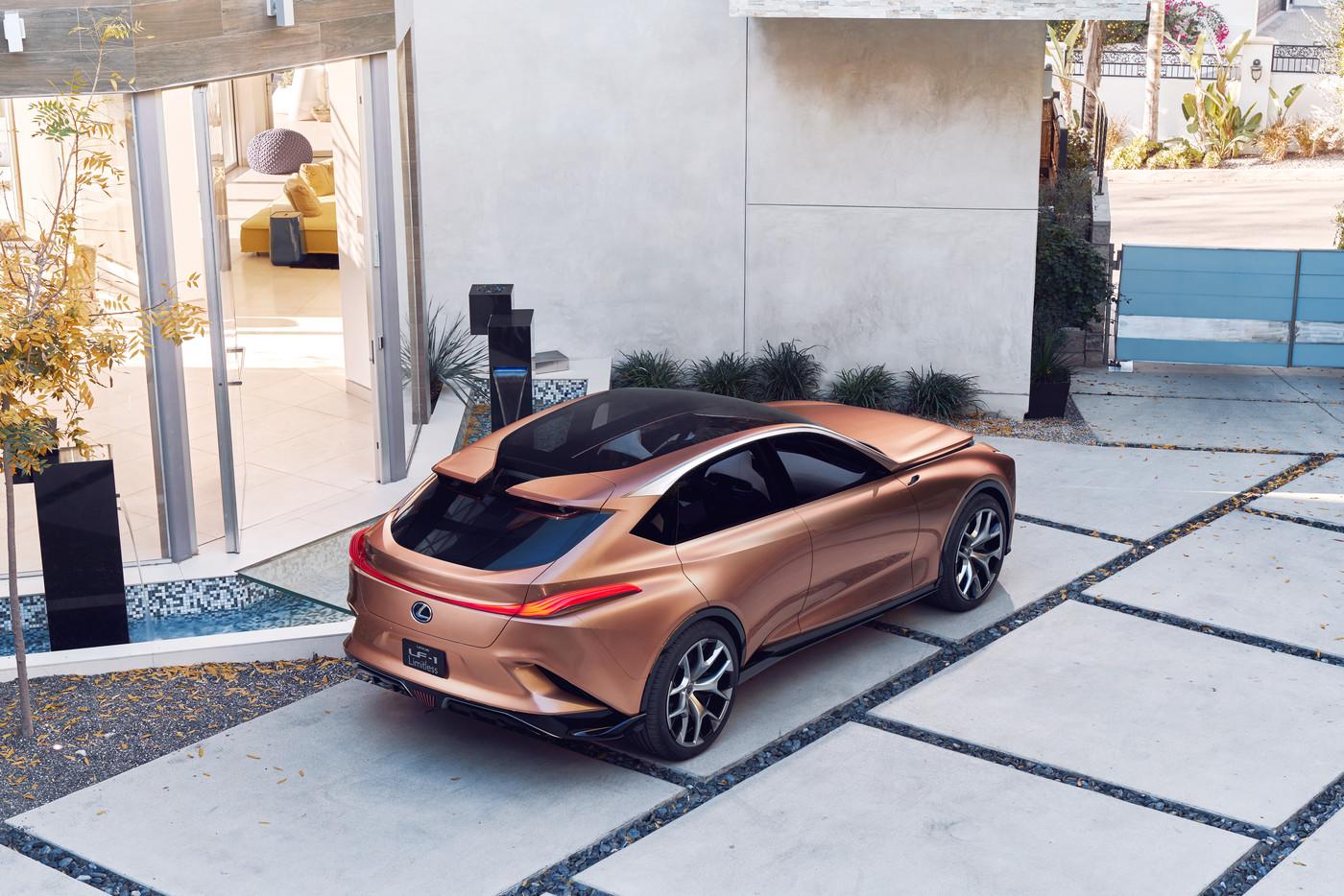 Lexus LF 1 Limitless lifestyle 17