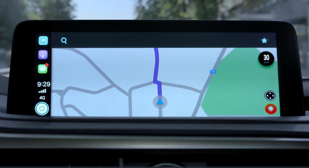 iconApple Car play maps