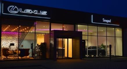 Lexus Szeged Image