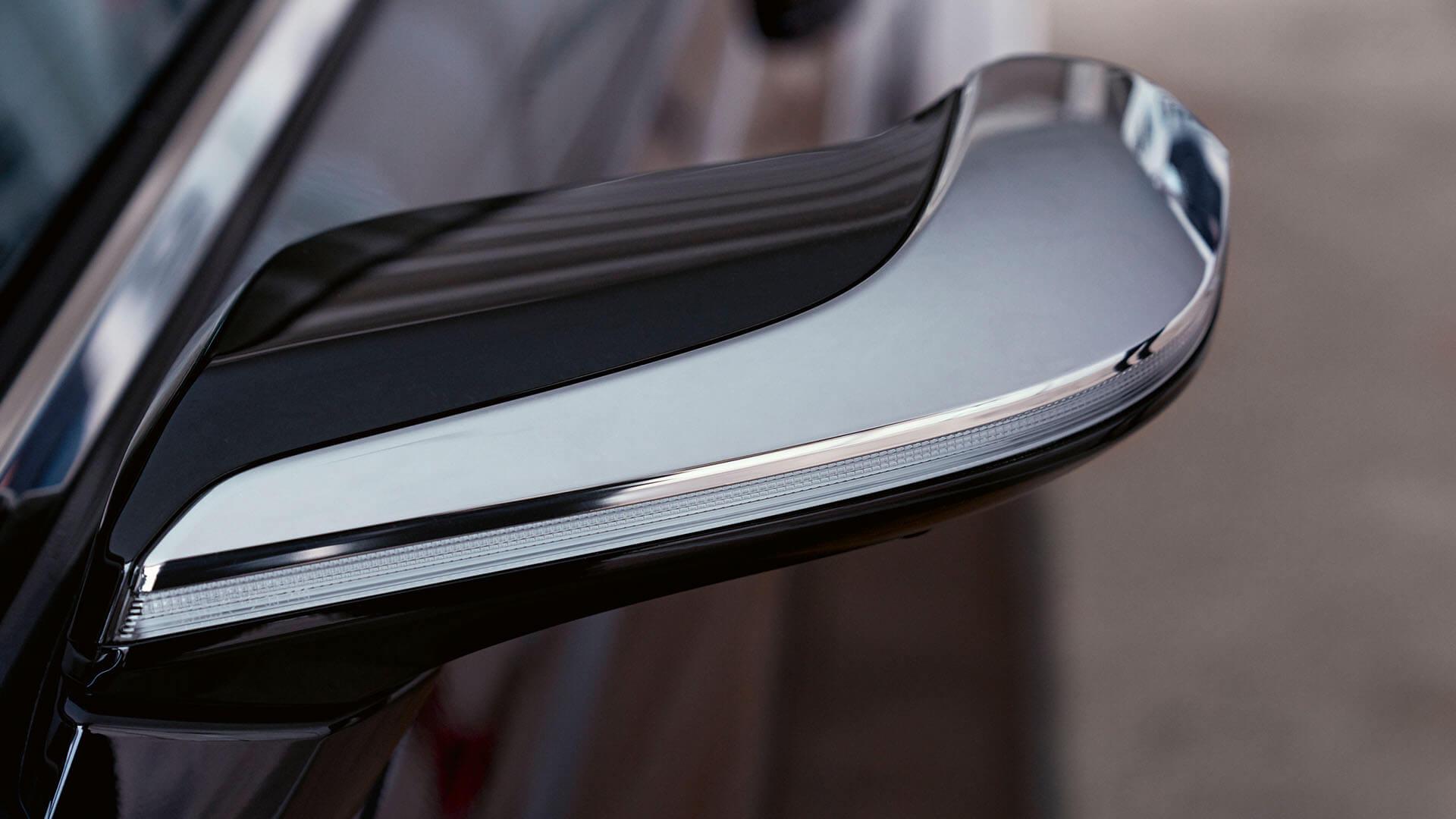 2022 lexus es experience exterior front digital side view monitors