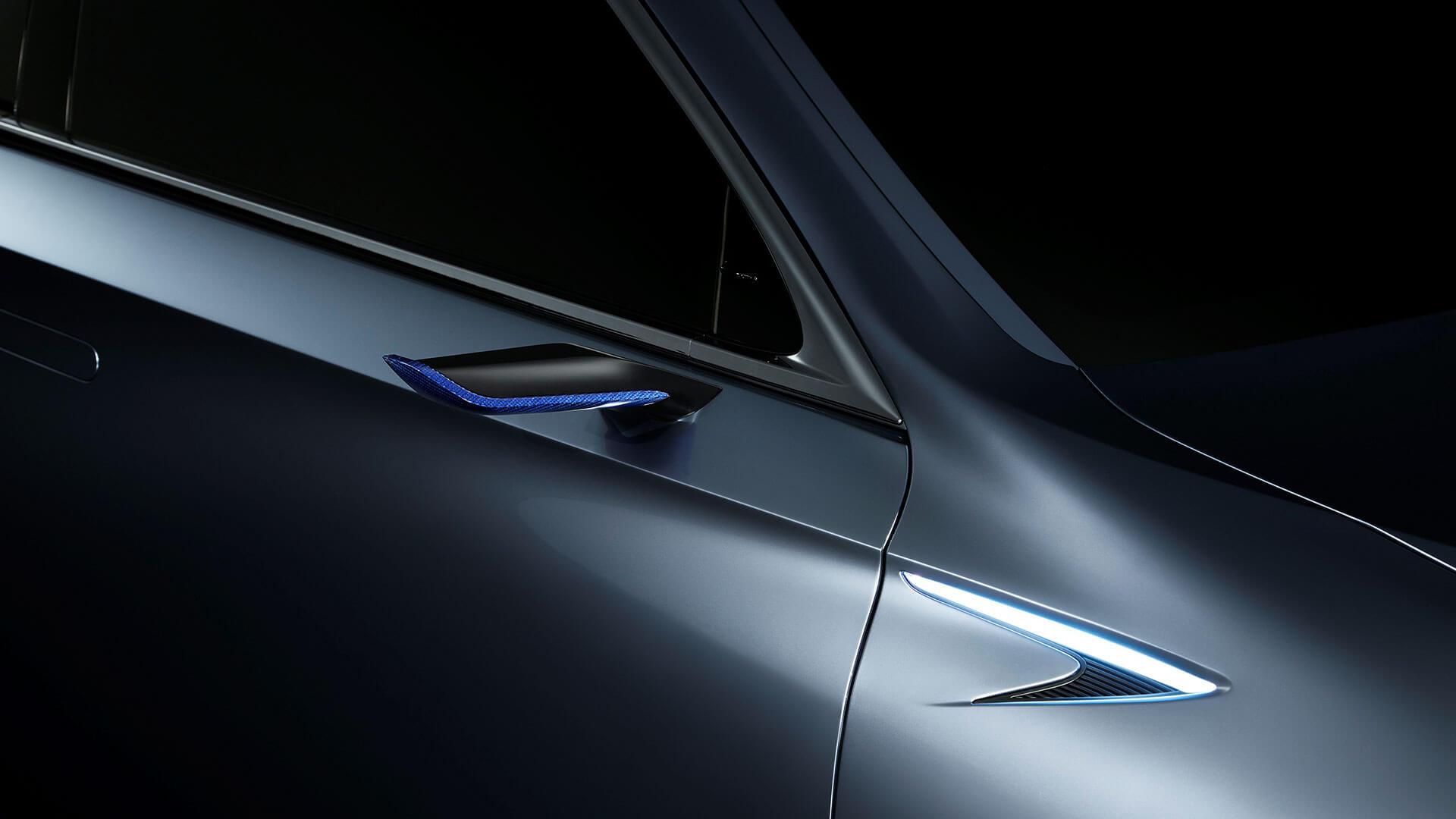 lexus ls concept tokyo motor show gallery 020