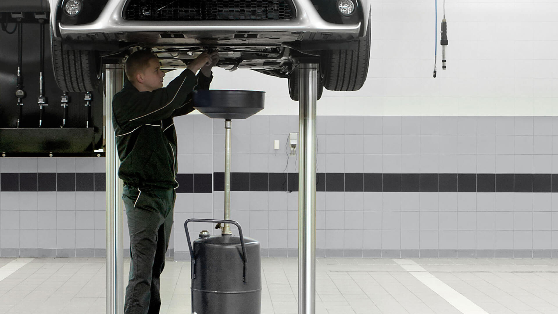 Servicing and Maintenance Hero Image