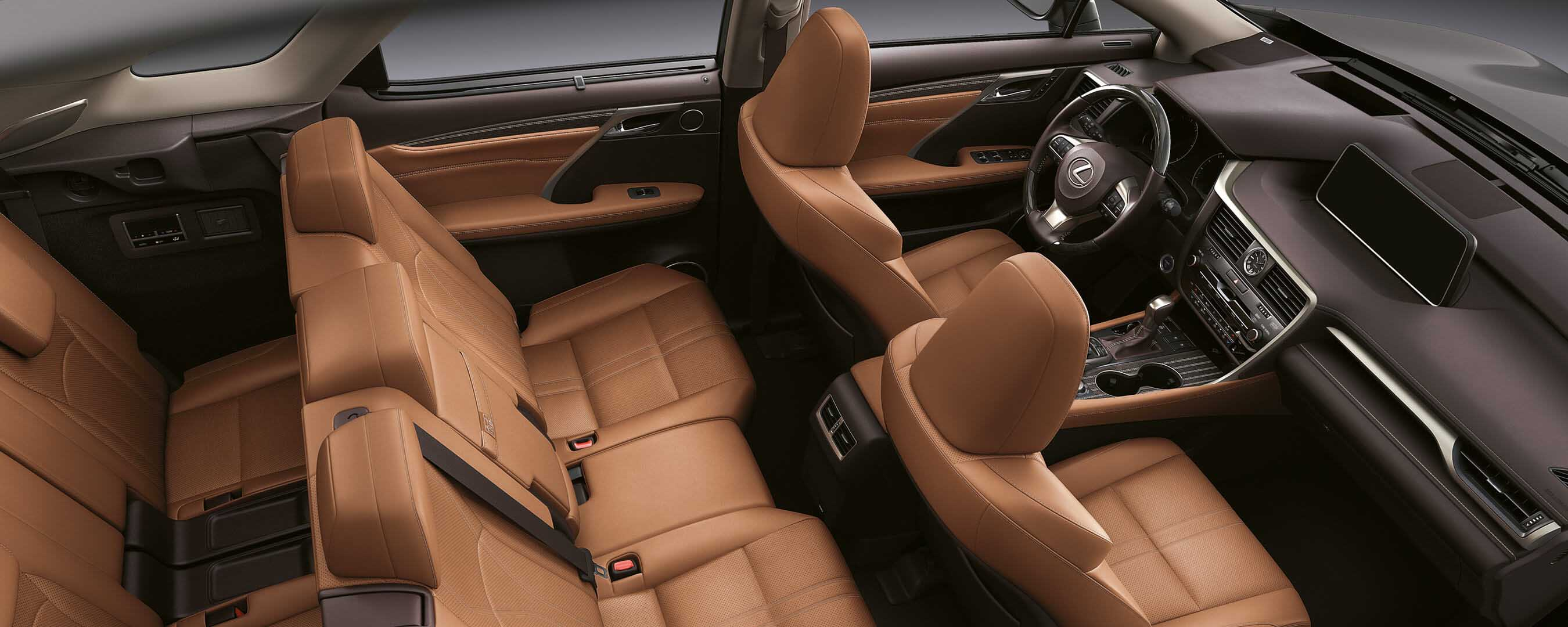 interior front experience