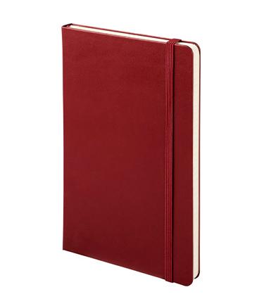 notebook agenda rossa