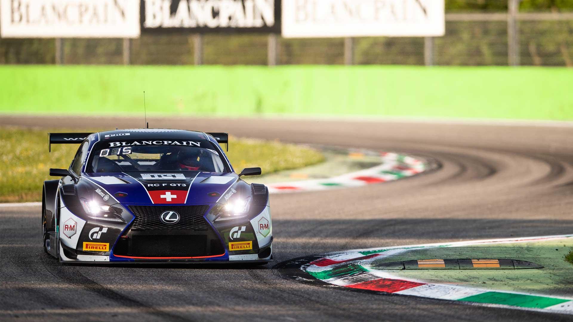Emil Frey Lexus Racing 2