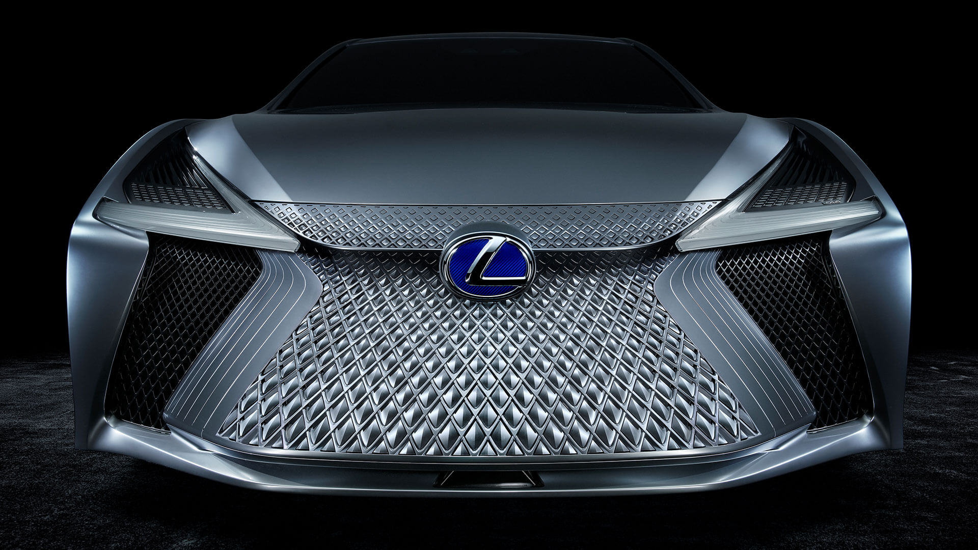 lexus ls concept tokyo motor show gallery 008