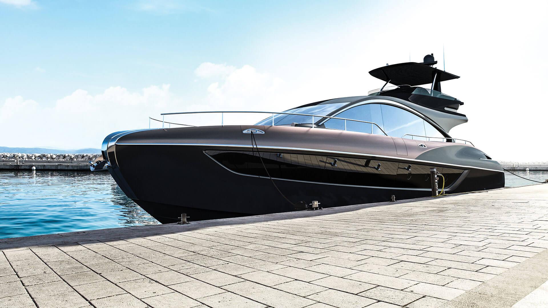 2019 lexus ly 650 luxury yacht gallery 10