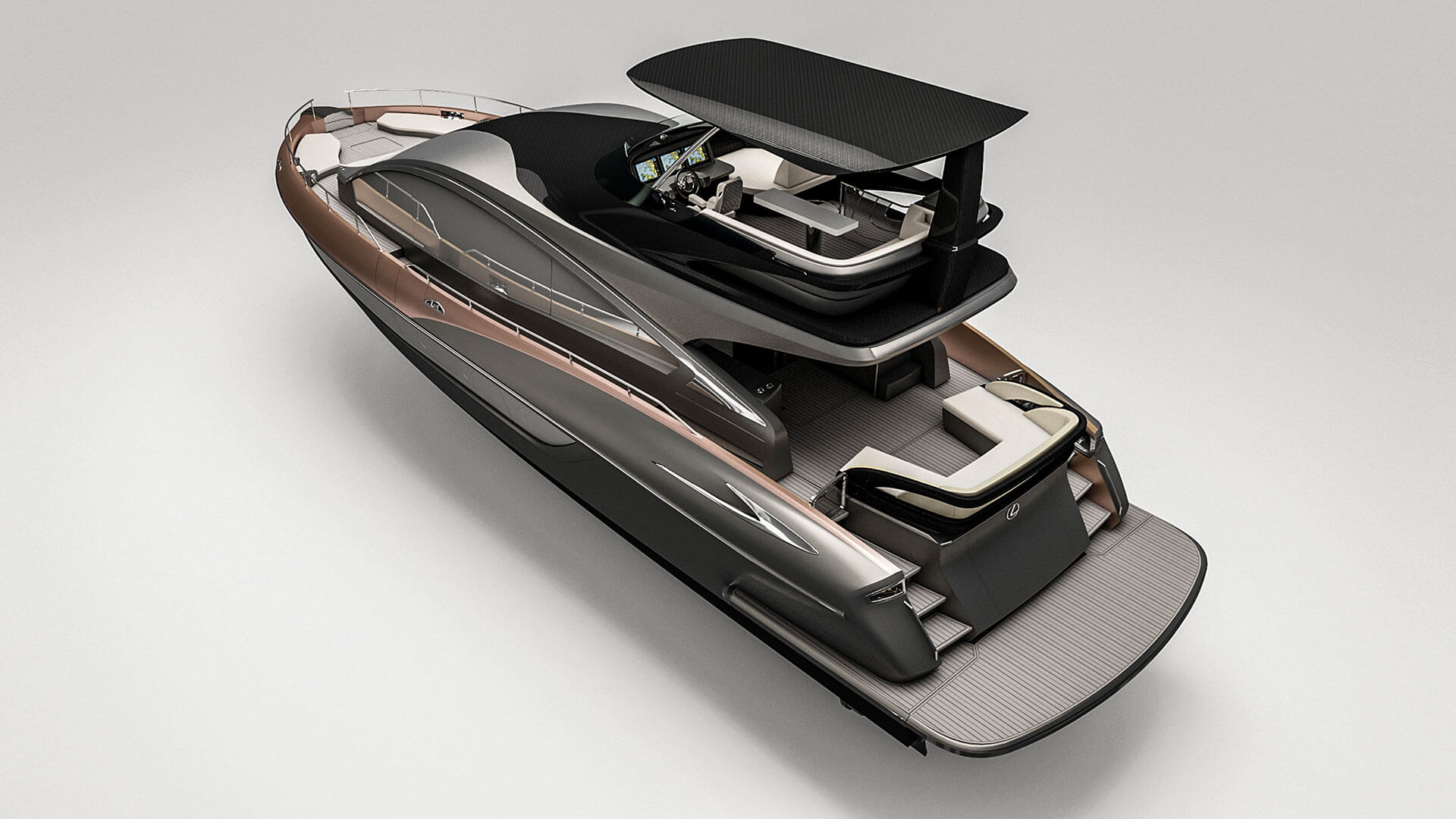2019 lexus ly 650 luxury yacht gallery 12