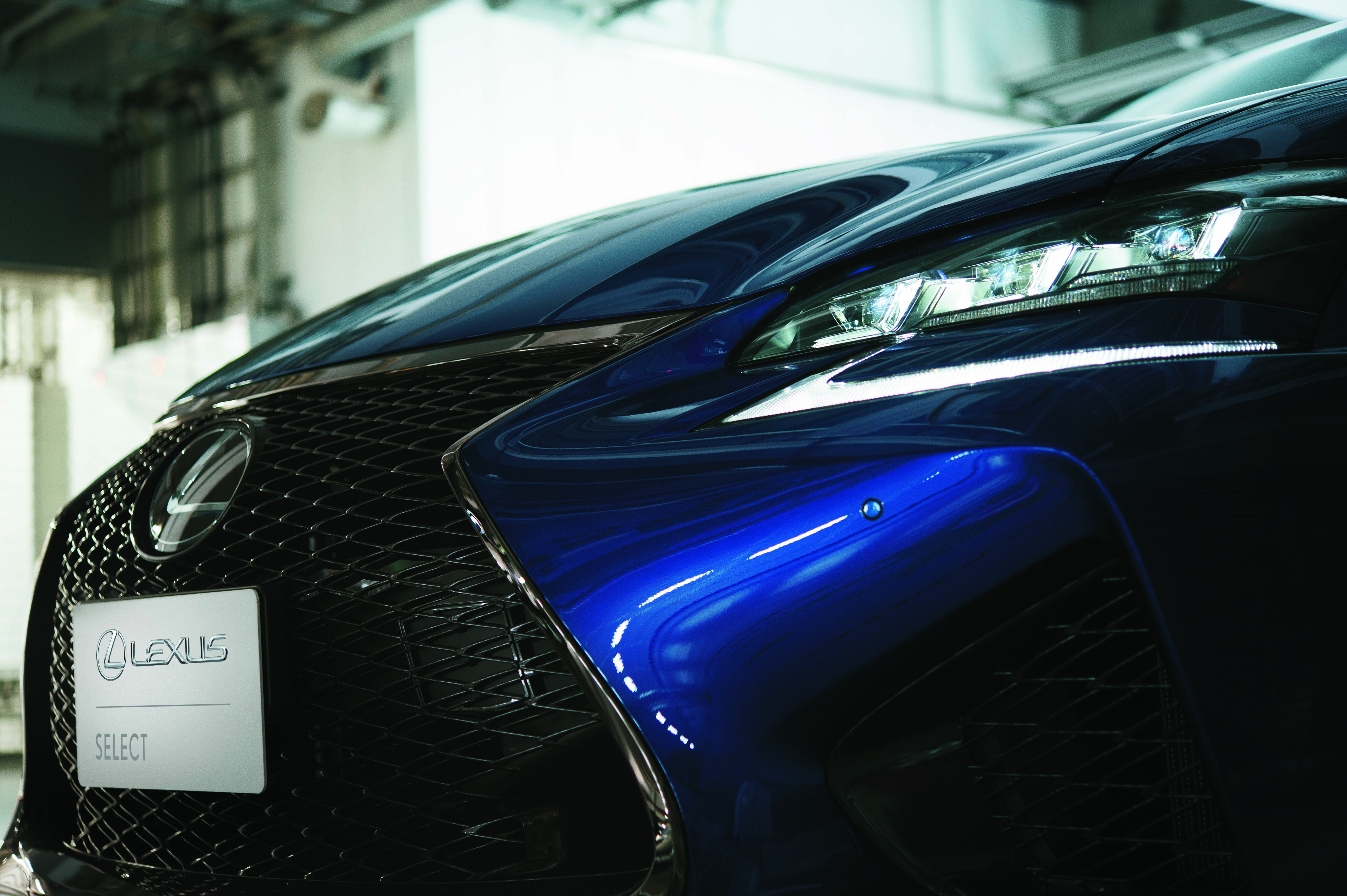 Parallax Image 2 Used Cars Lexus Select