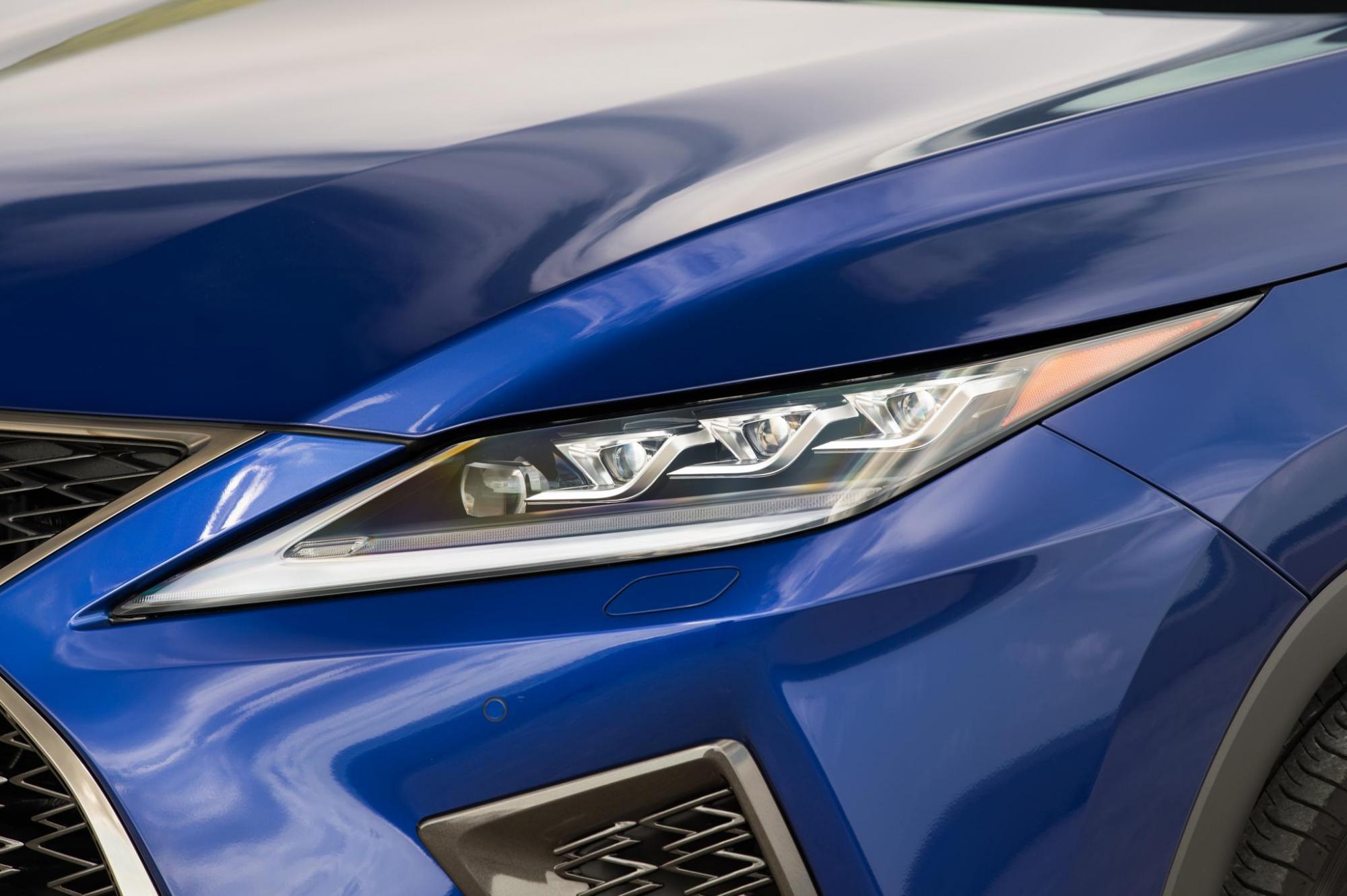 Lexus RX300 Blue 71