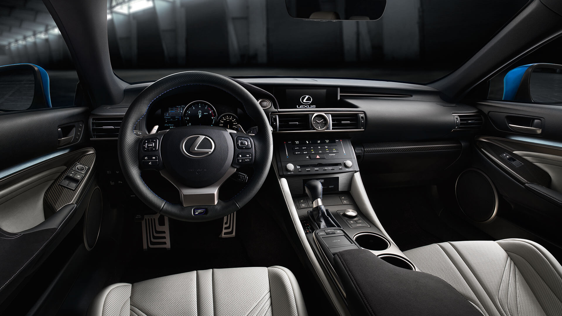 2017 lexus rc f gallery 010 interior