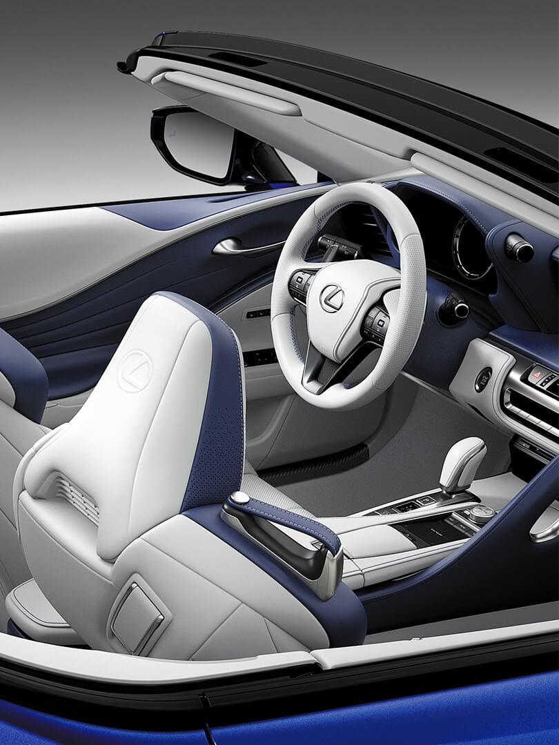 2020 geneva motor show lexus lc convertible