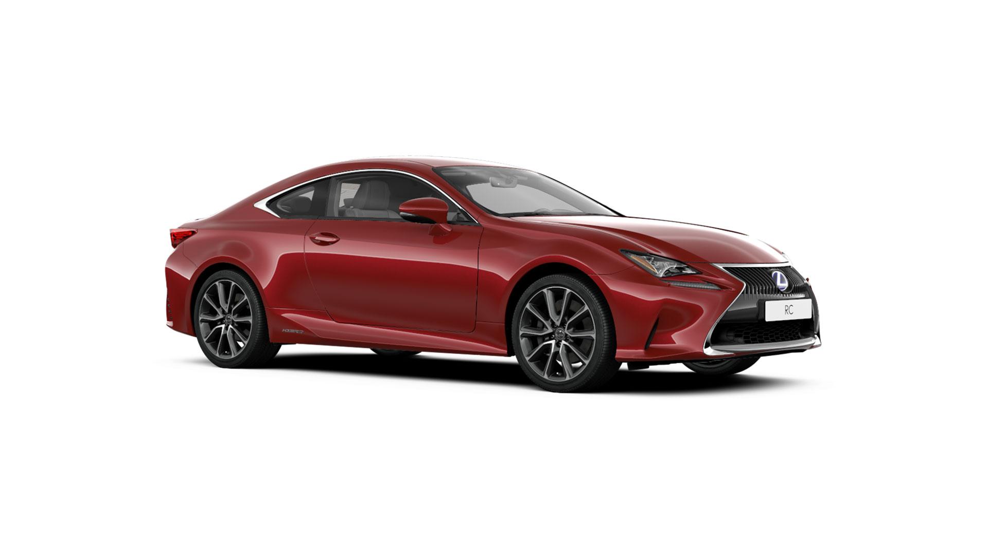 2017 lexus hybrid meet the rc ccis