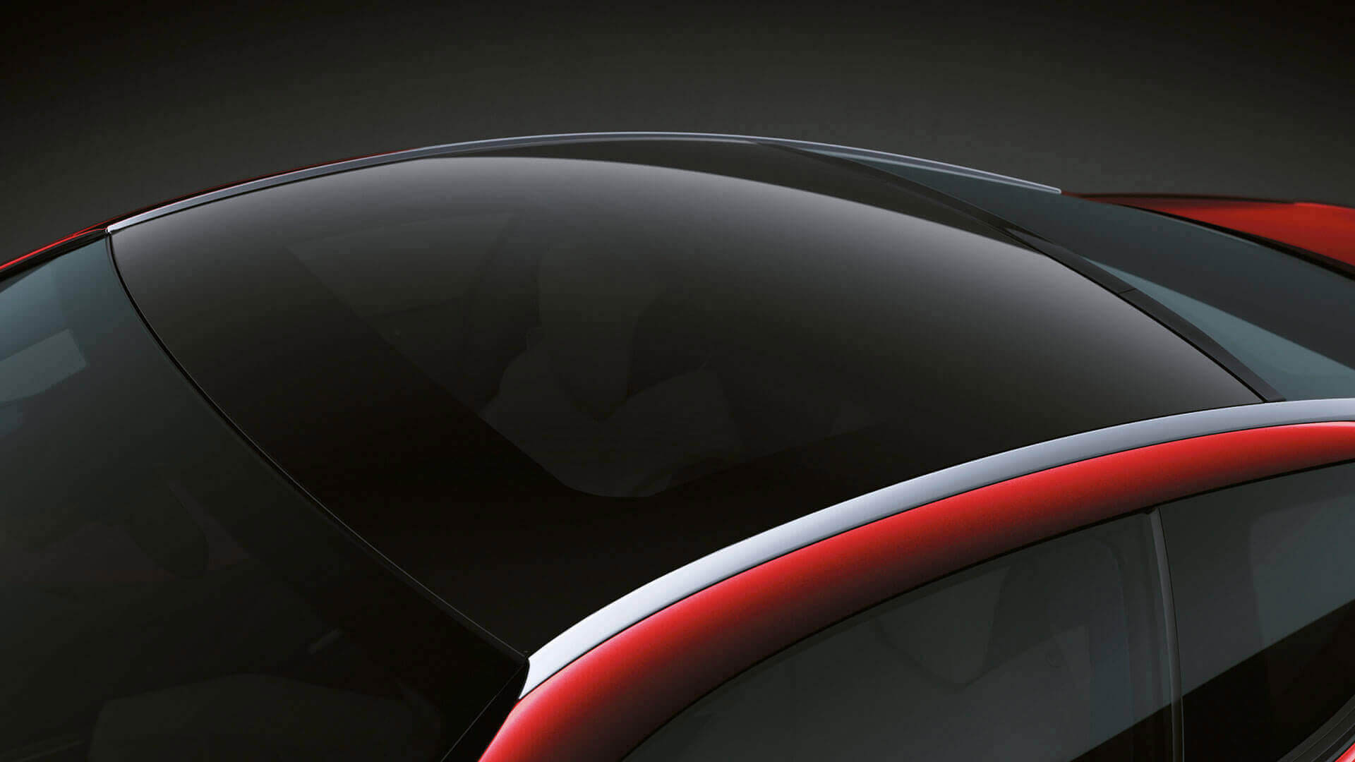 2017 lexus lc 500h features glass roof