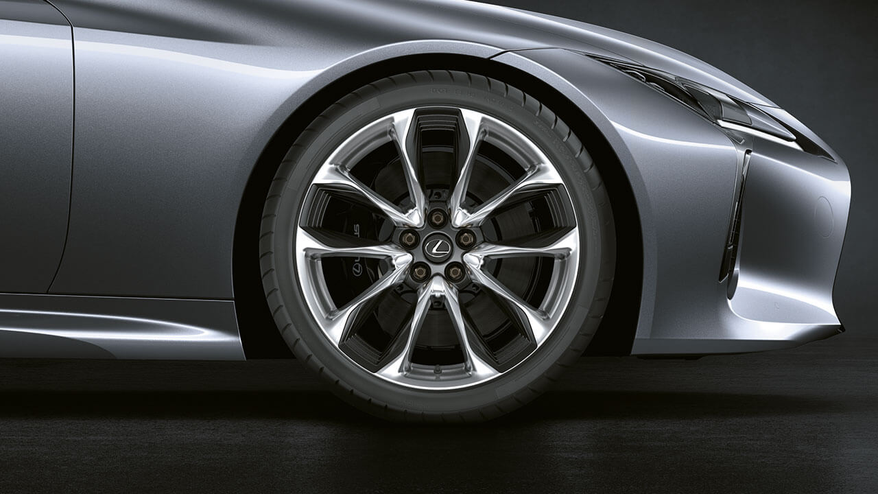 2020 21 inch forged alloy wheels