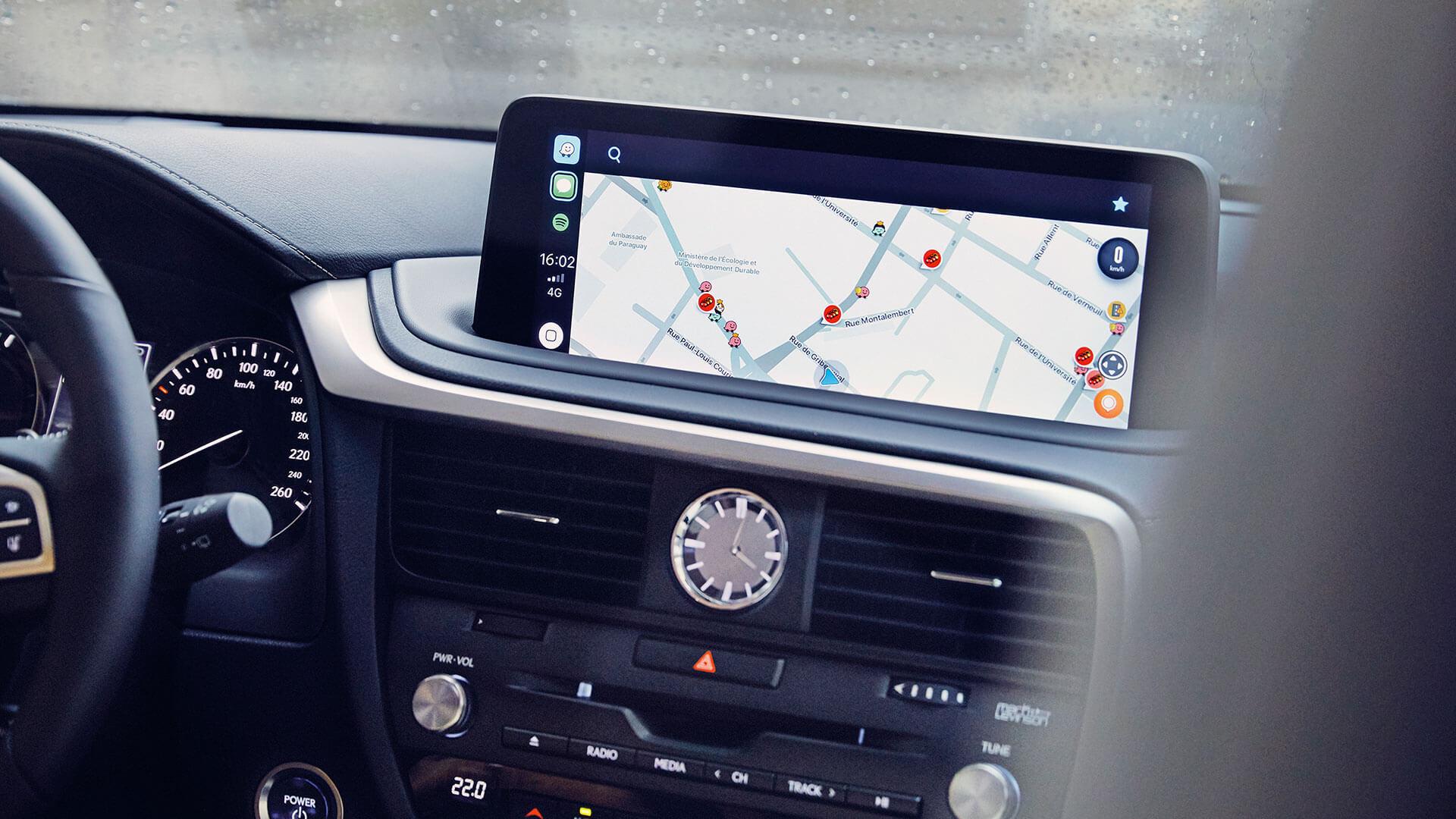 2019 lexus rx hotspot lexus premium navigation