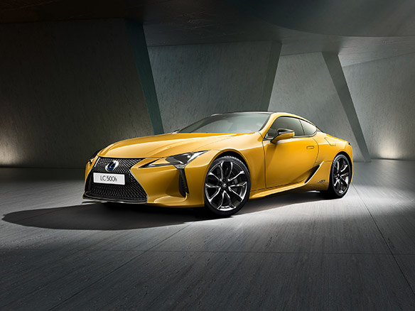 Lexus LC Flare Yellow Edition 584 438