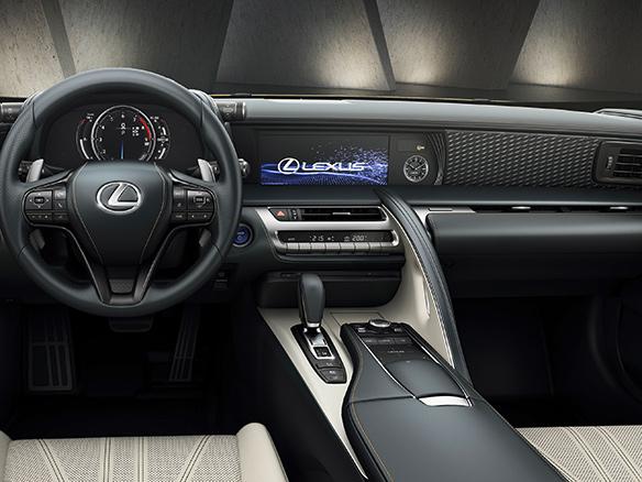 Lexus LC Flare Yellow Edition geeft wow gevoel 584 438