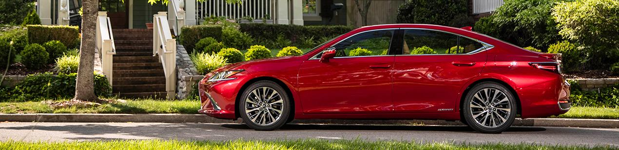 2020 007 Lexus ES beste score ooit betrouwbaarheidsonderzoek 1920 knappe