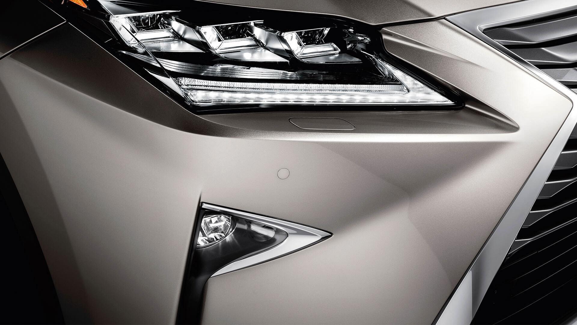 2017 lexus rx 200t features parking sensors