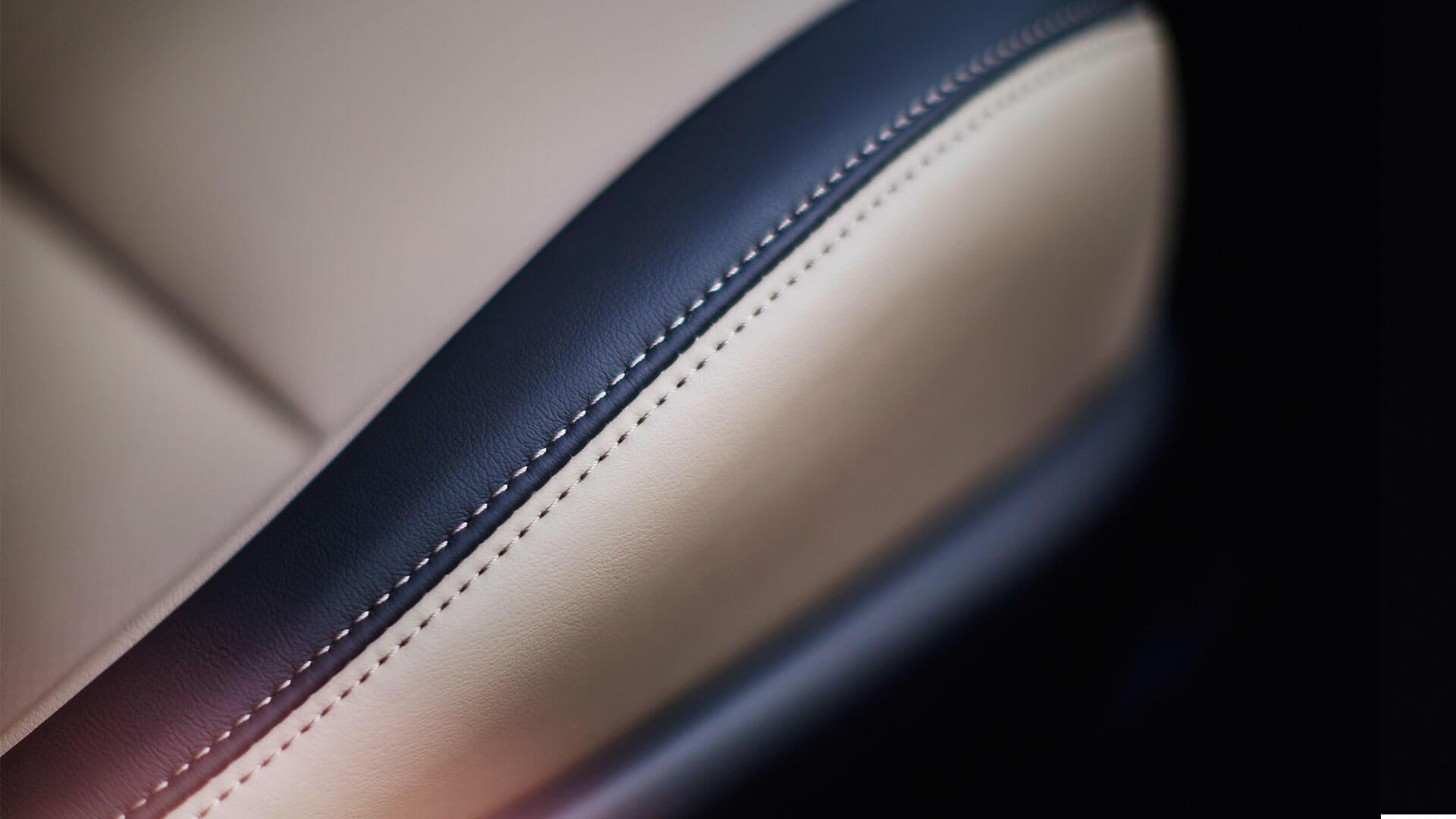 bekleding van een Lexus CT 200h