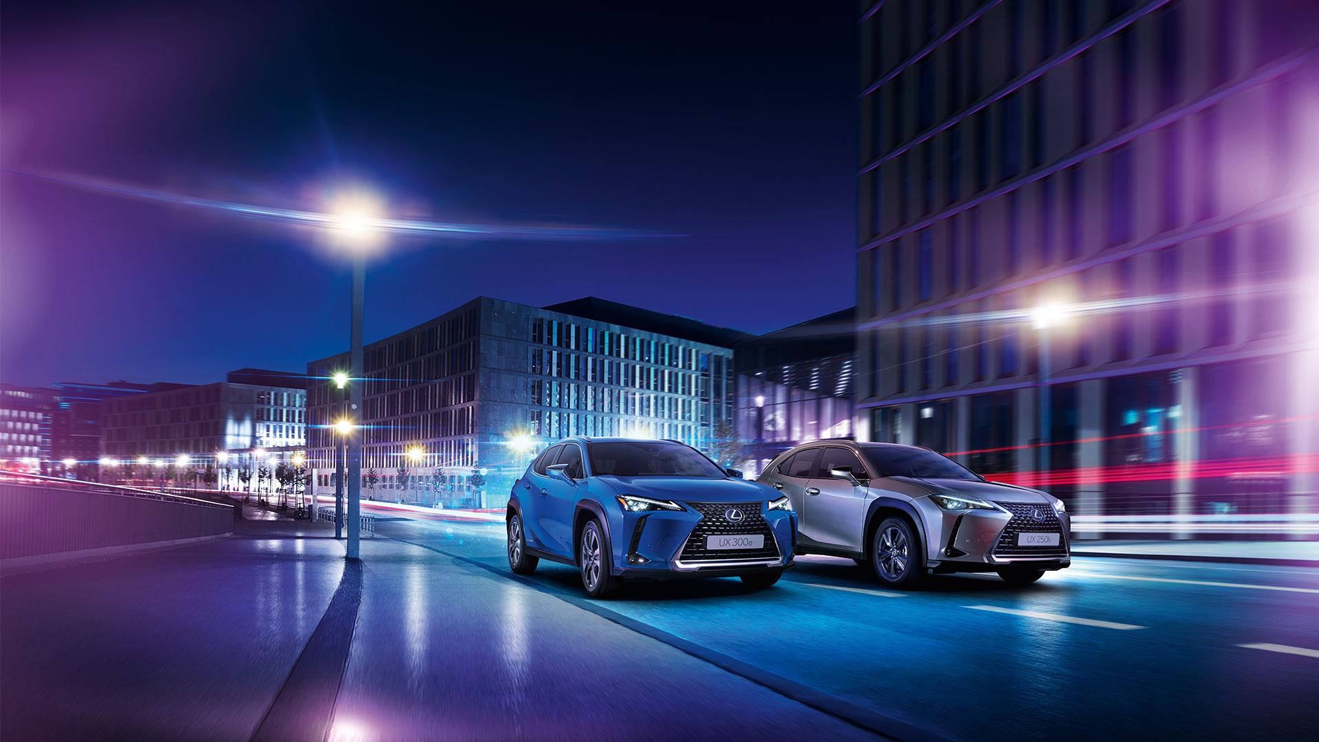 Lexus next