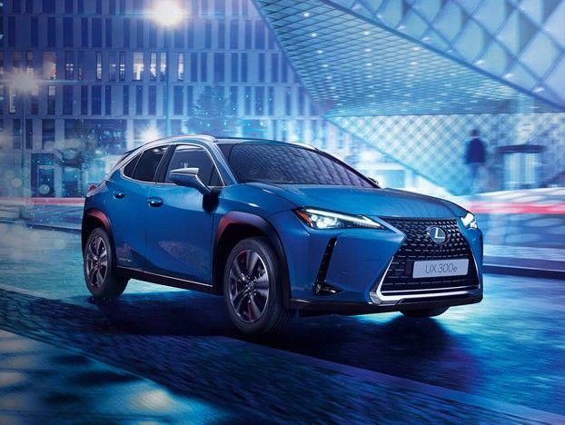 Grid NEW LEXUS UX