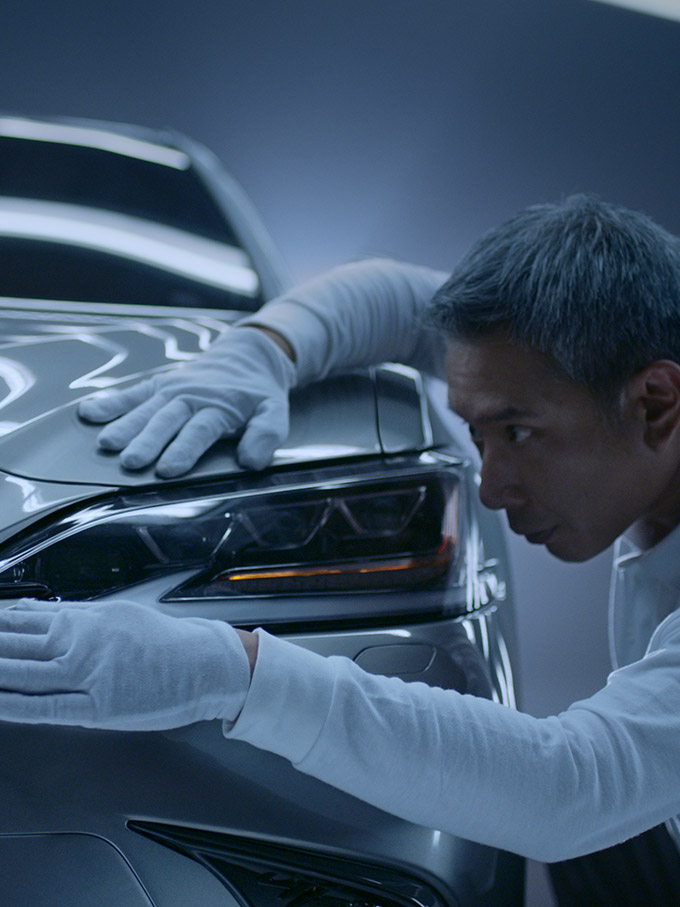 Lexus ES kunstmatige intelligentie 1