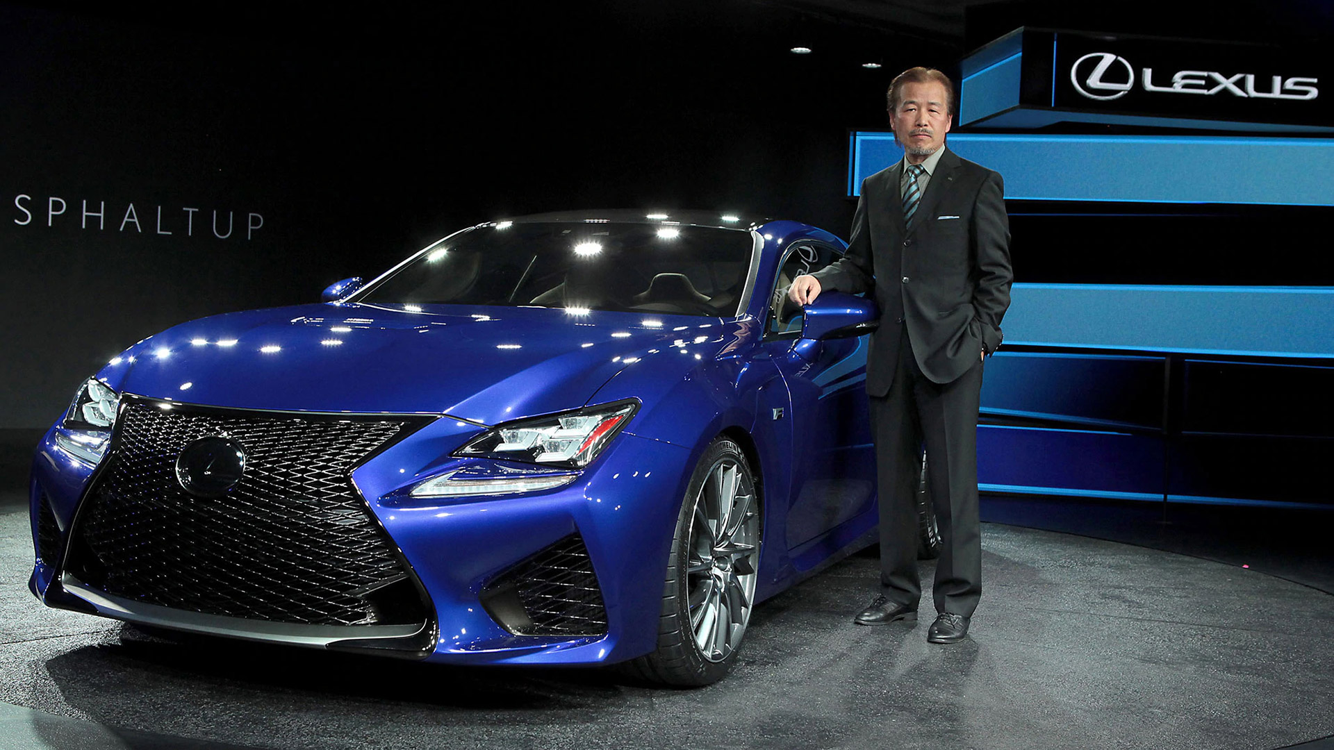 2020 010 Iconische Chief engineer Lexus F modellen hero