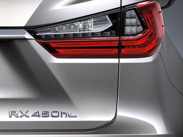 nieuwe lexus rx 450hl