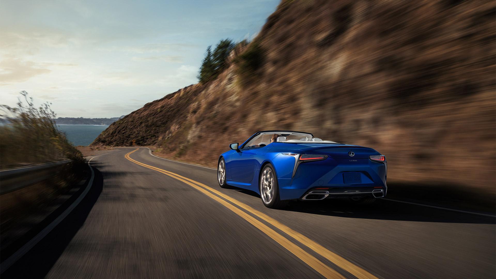 13 2019 027 nieuwe Lexus LC 500 Convertible 1920x1080 galerij