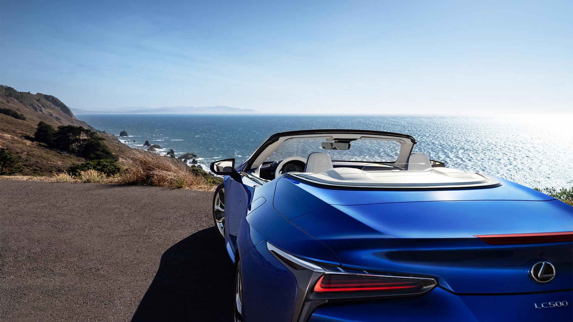 08 2019 027 nieuwe Lexus LC 500 Convertible 1920x1080 galerij