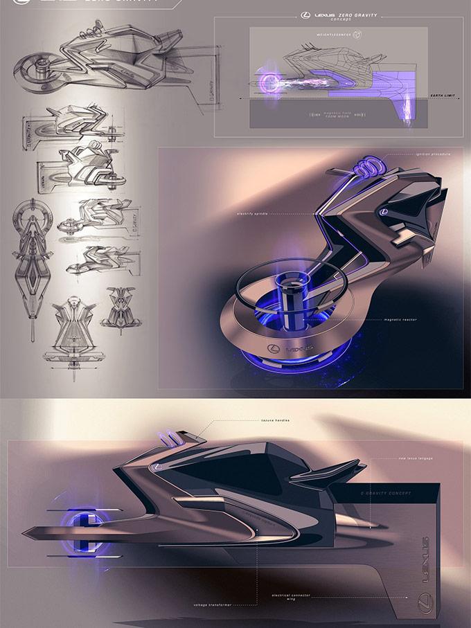 2020 004 Lexus Zero Gravity Concept IMG2 680