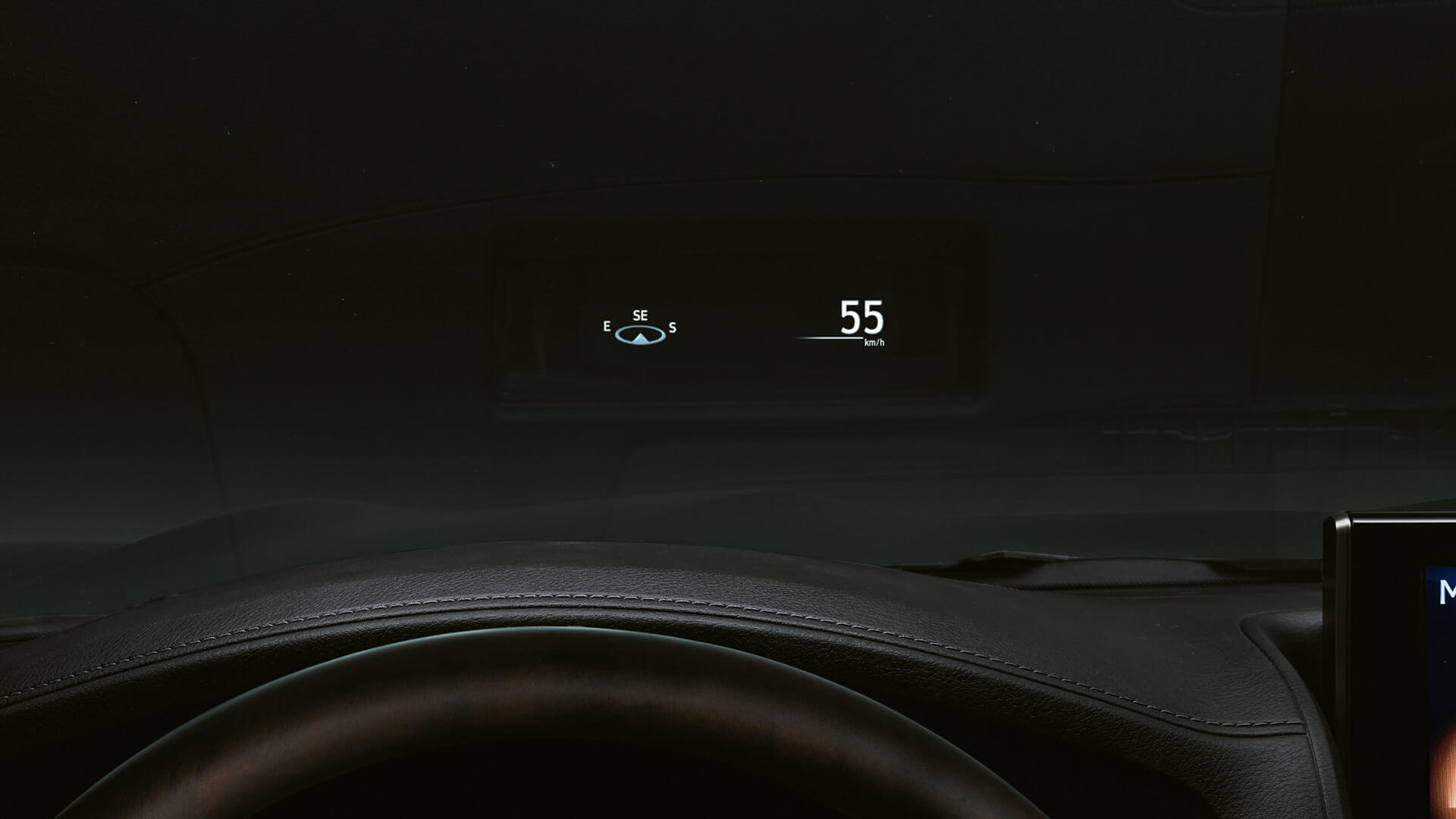 2017 lexus lx 570 features heads up display