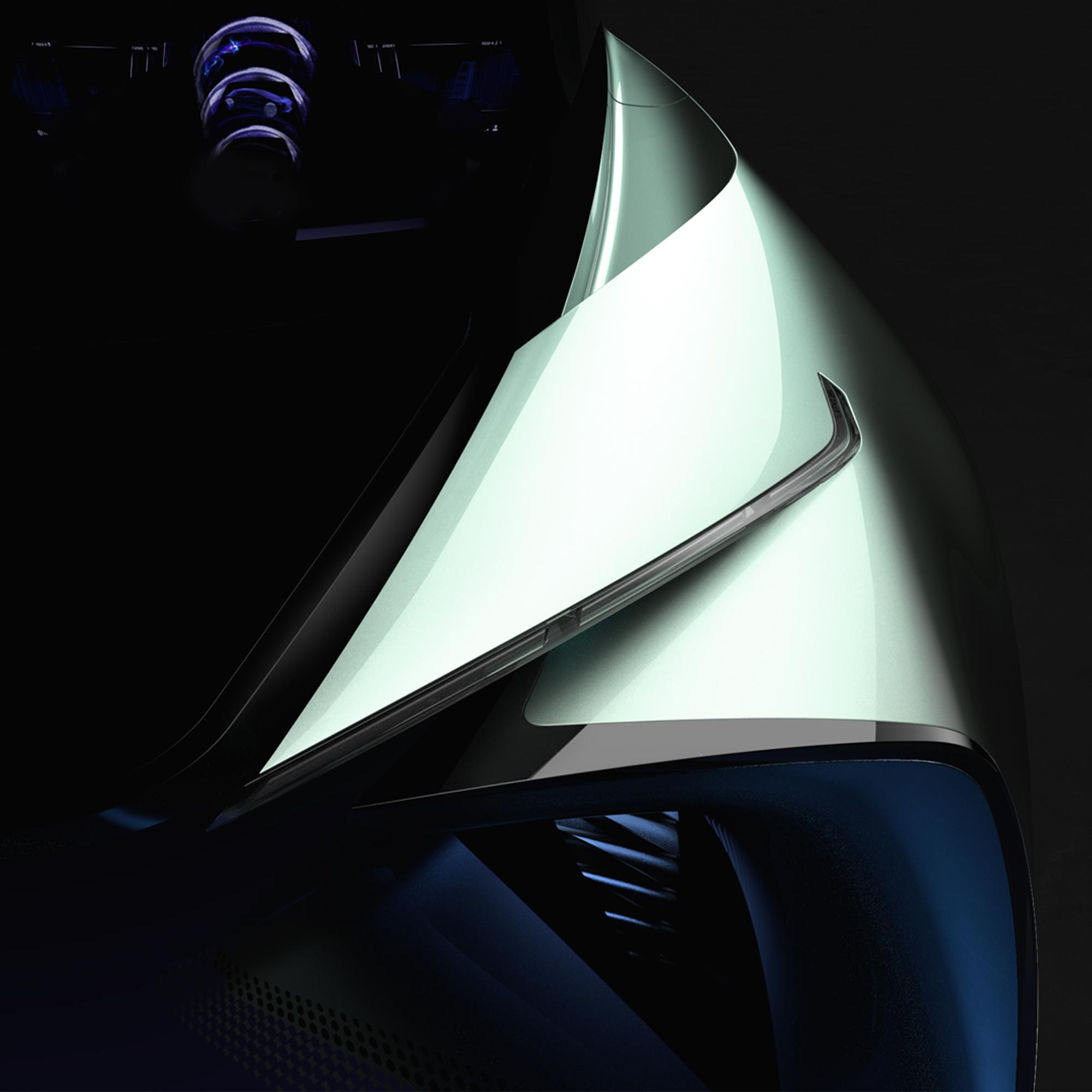 Lexus no salao de Toquio 2019