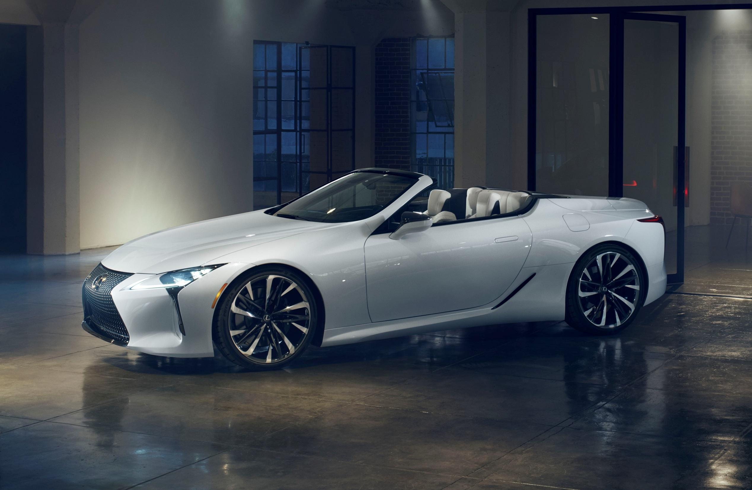 Lexus no salao de Genebra Informacao de imprensa
