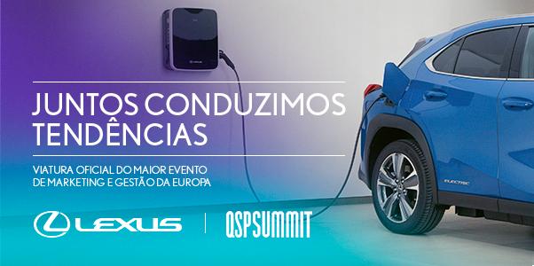 Lexus enfrenta o desconhecido no QSP Summit Image