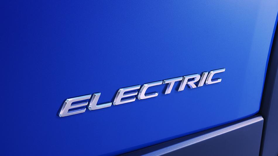 Lexus electric em estreia mundial na China