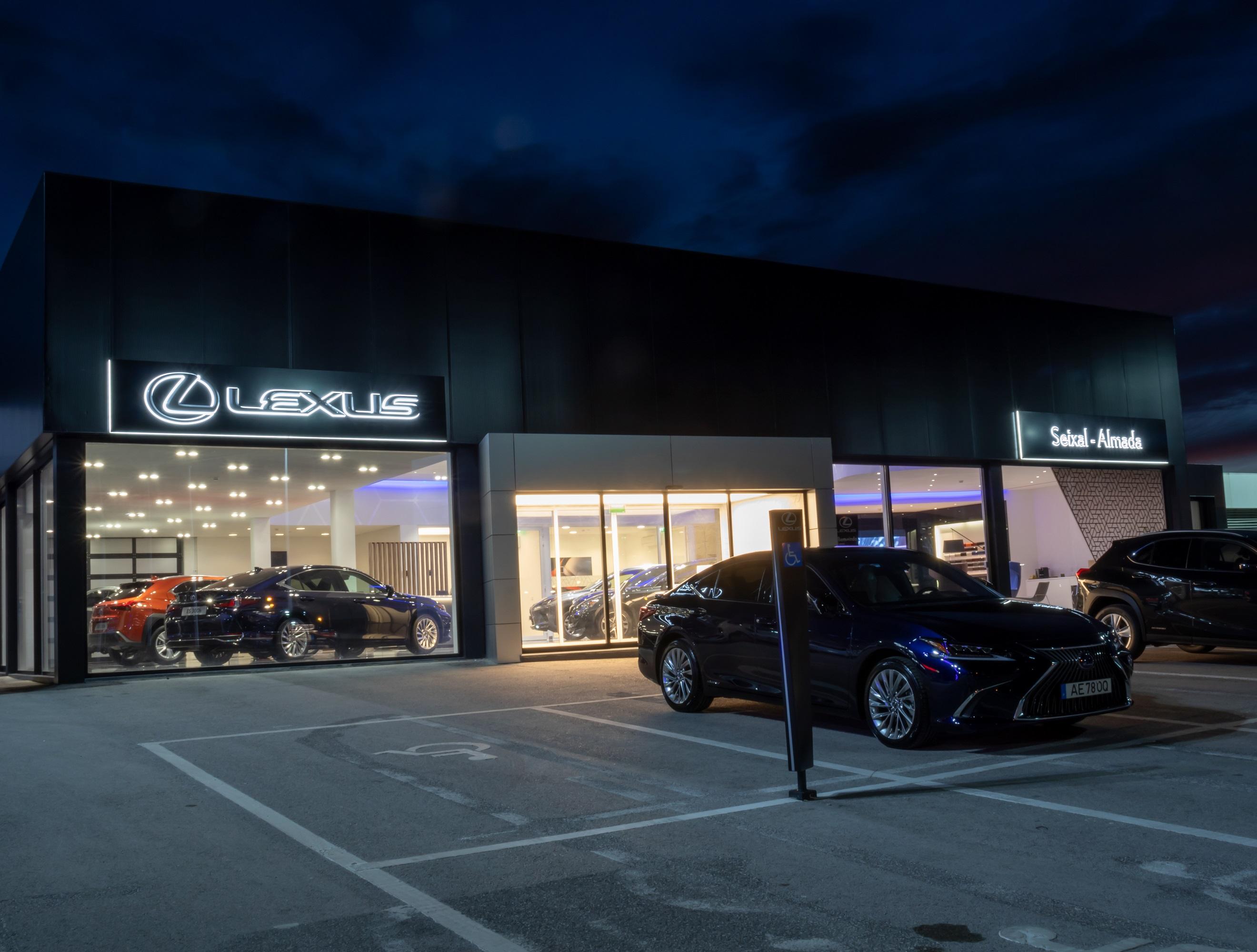 Lexus comeca novo ano com expansao de rede Image