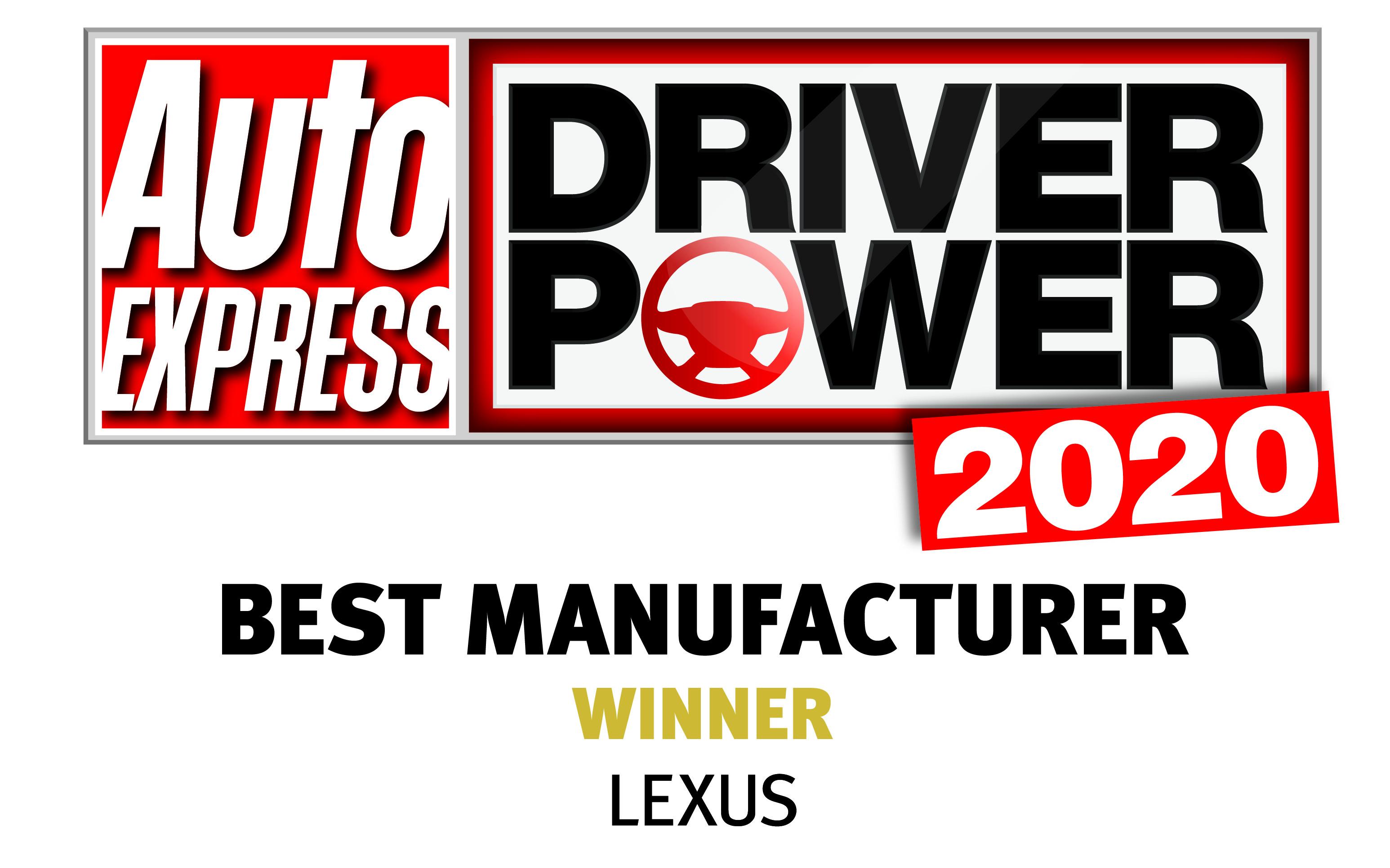 Lexus eleita melhor fabricante