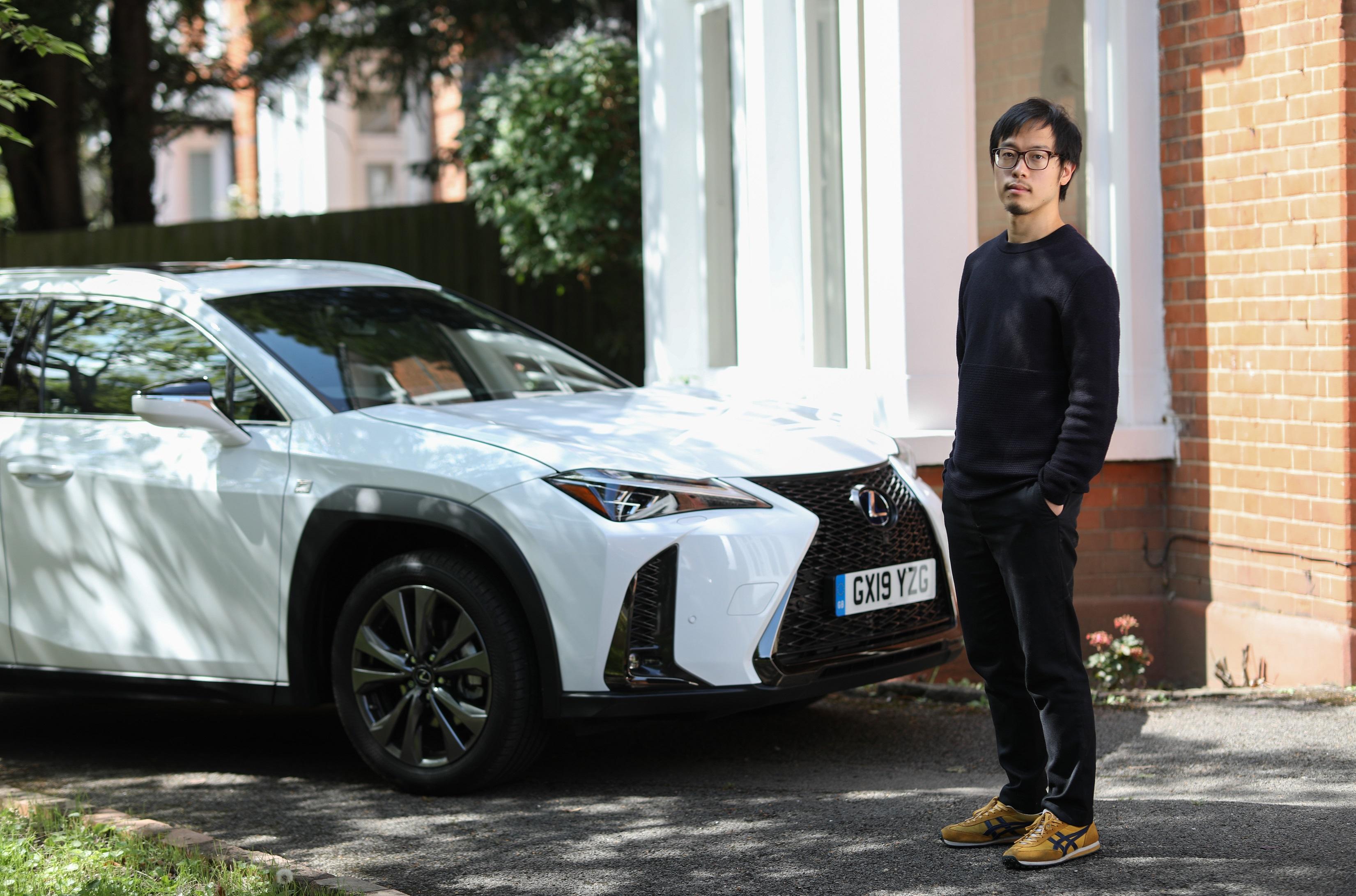 Lexus patrocina primeira exposicao do estudio Tangent
