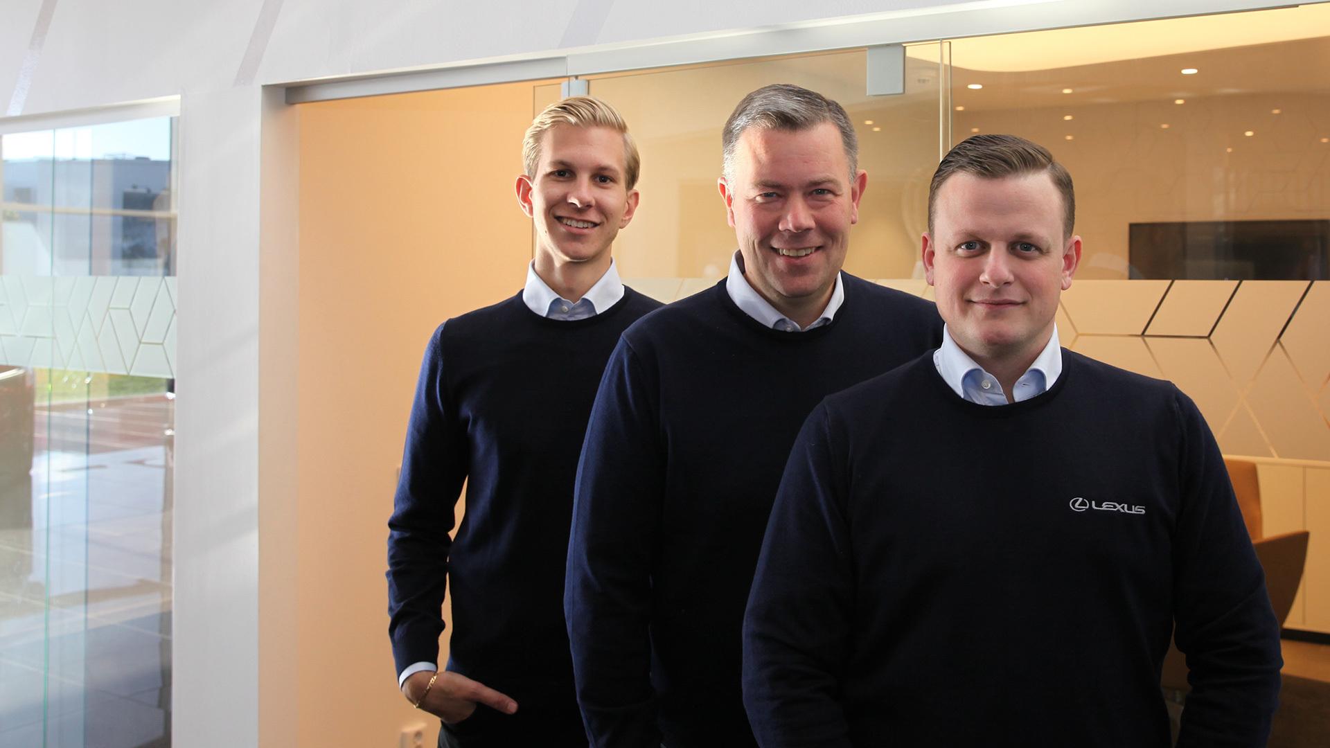 Team Lexus Jönköping