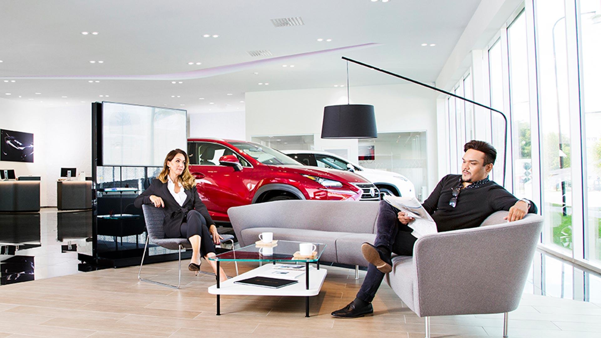 LexusStockholmSöder Eftermarknad Hero