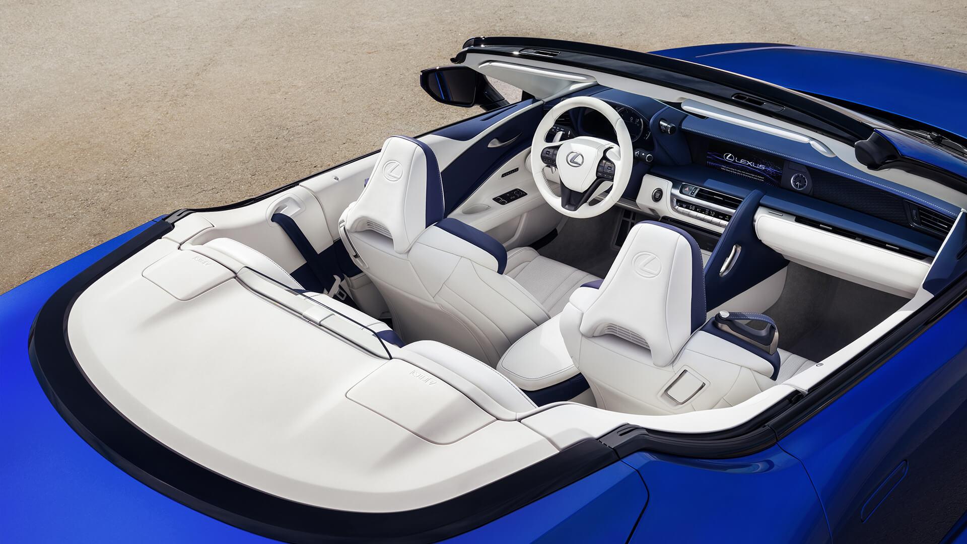 2019 lexus lc convertible 13