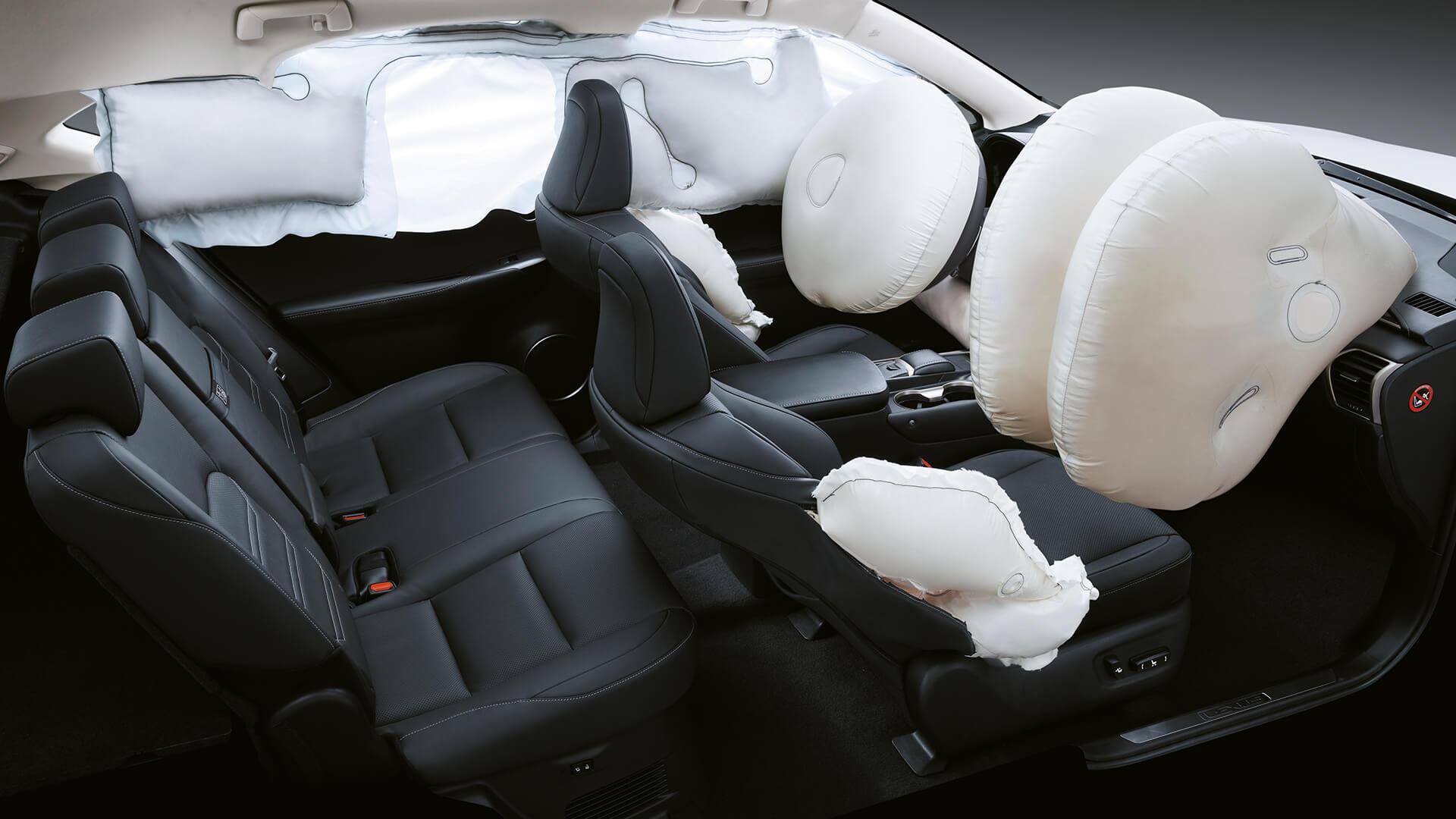 2020 lexus nx hotspot 8 airbags