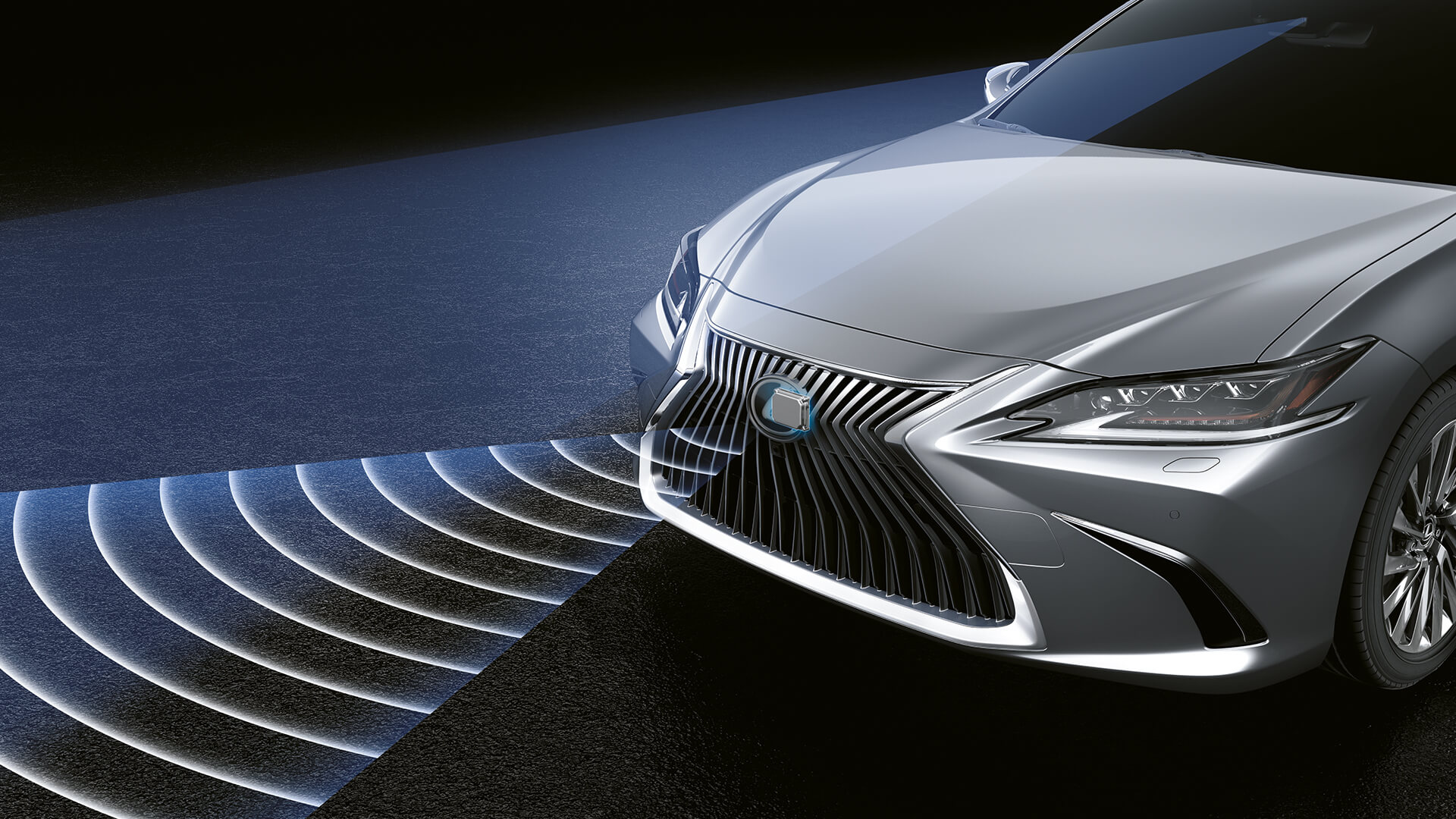 2021 lexus es hybrid experience feature safety system
